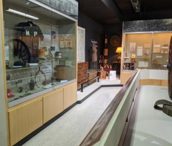 Wyandotte County Museum Exhibit