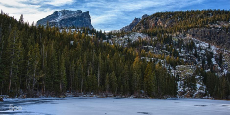 History of Bear Lake
