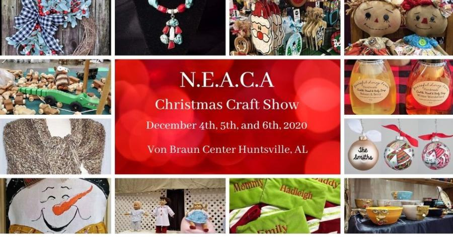 NEACA Christmas Craft Show 2020