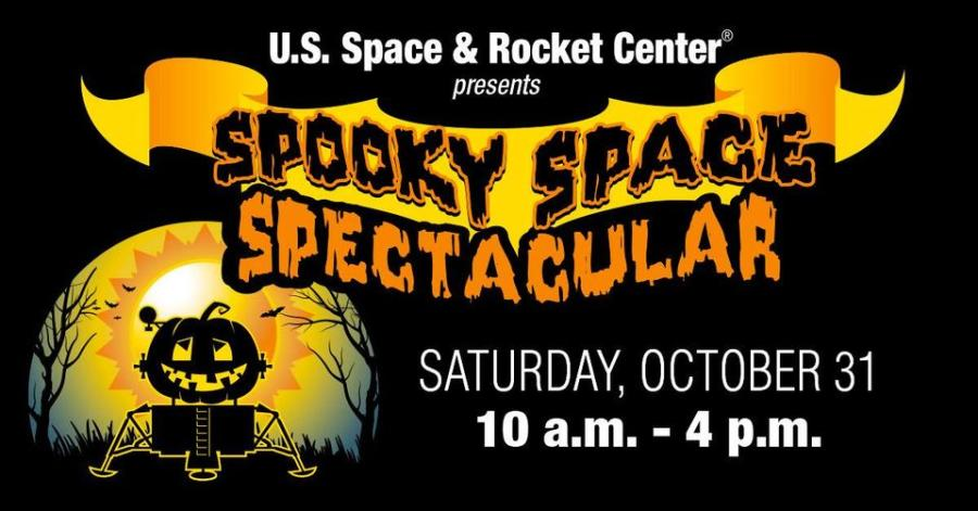 Rocket Center Spooky Space 2020