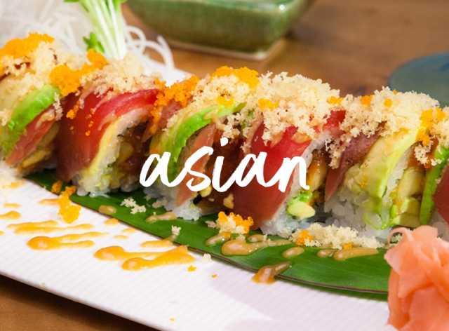 Temecula Restaurants Asian Thai Japanese Sushi