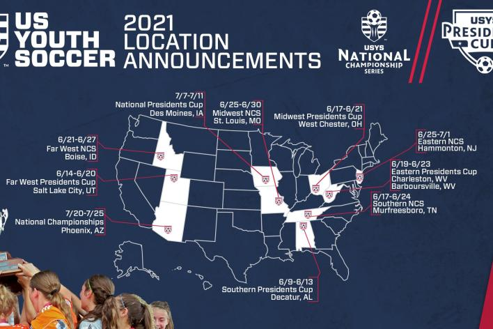 US Youth Soccer Announcement