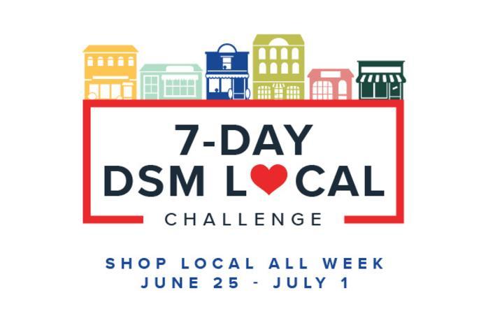 Catch Des Moines - 7-Day DSM Local Challenge