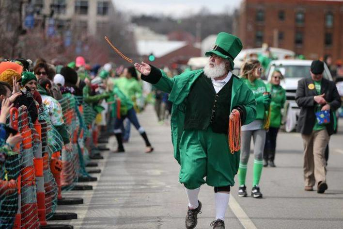 Catch Des Moines - St. Patrick's Day Parade