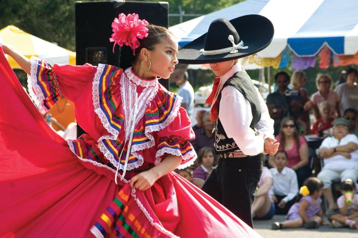 Catch Des Moines - Latino Heritage Festival