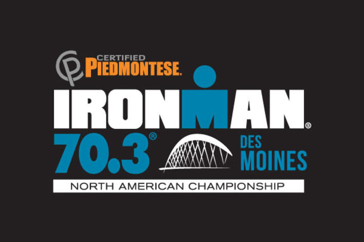 Ironman Triathlon Logo