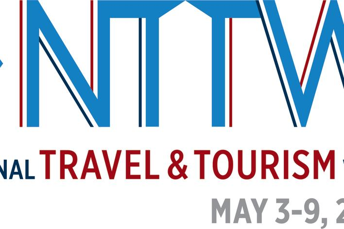 Catch Des Moines - National Travel & Tourism Week Logo