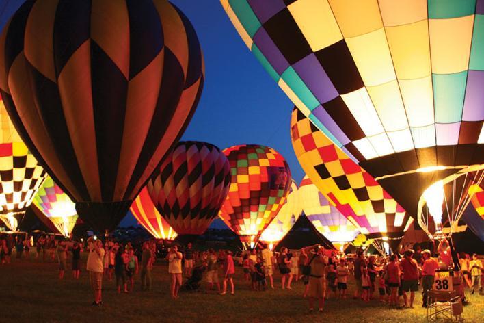 Summer Balloon Festival