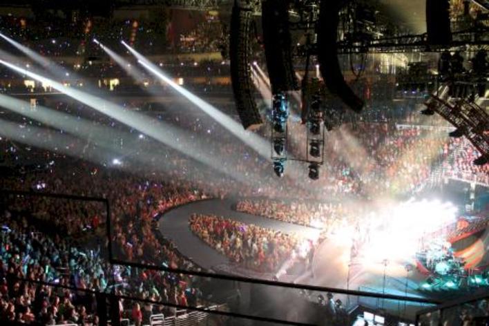 Wells Fargo Arena Concert Live Music