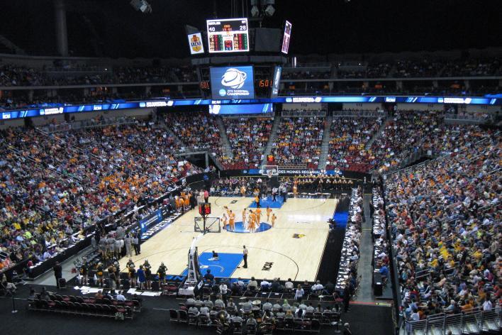 NCAA Division I Women's Basketball Regionals - 2012