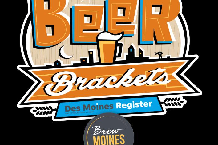 Des Moines Register Beer Bracket