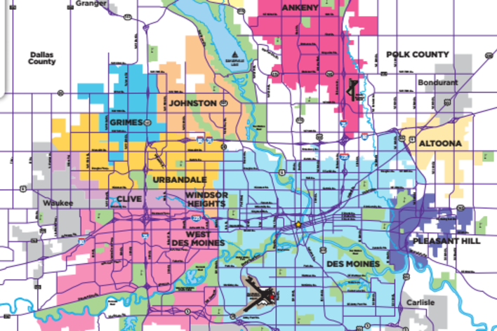 Relocating to Des Moines, Iowa | View Guides & Services on rock valley map, tribune map, iowa map, plattsmouth map, renton map, carroll map, audubon county map, winterset map, thurmont map, south bellevue map, omaha map, simsbury map, felida map, aurelia map, mirrormont map, wilmington international airport map, spokane falls map, northeast tacoma map, adair map, united states map,