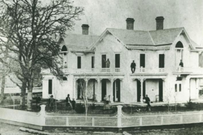 Jordan House
