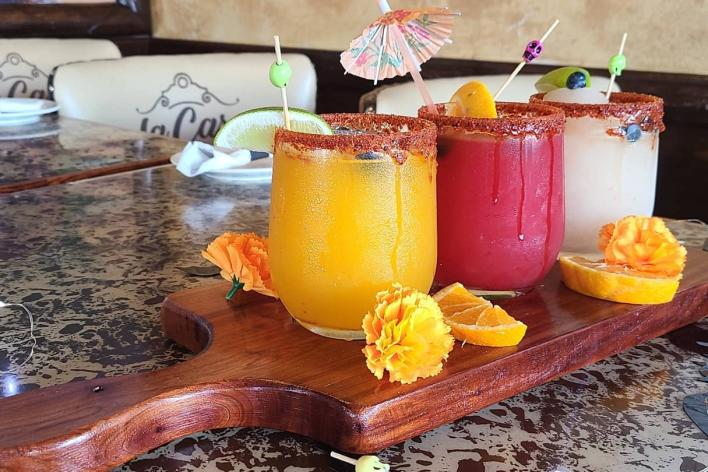 3 Margaritas at La Casa Margaritas In Greater Des Moines, IA
