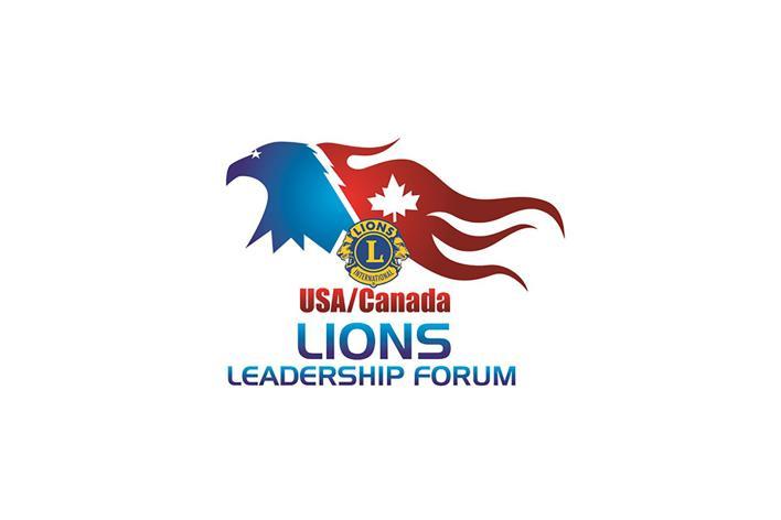 Lions Club Leadership Forum Logo