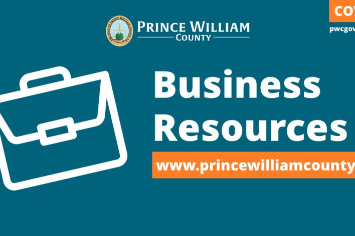 Prince William County Business Resources - Visit www.PrinceWilliamCounty.biz