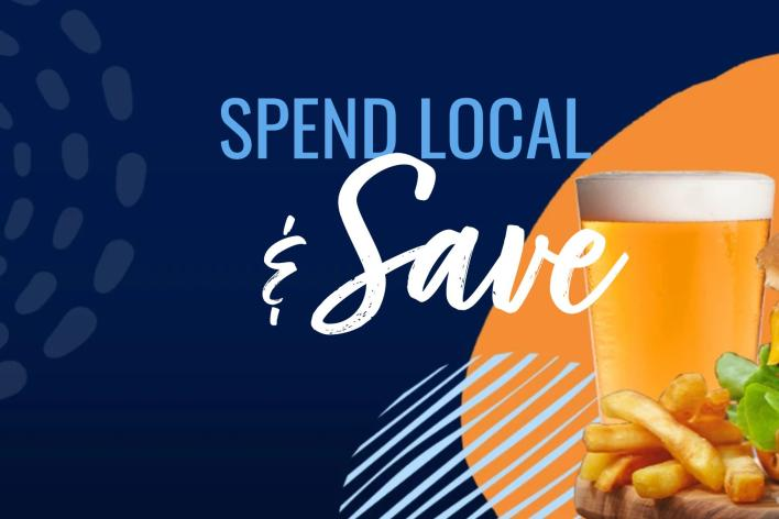 Spend Local & Save