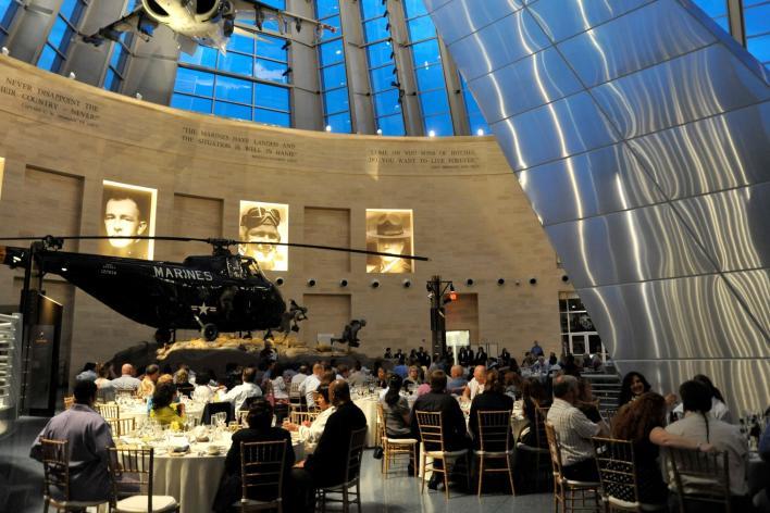 Marine Museum Dinner Event