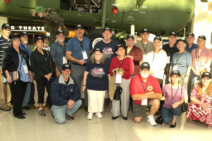 Military Reunion Group Tour