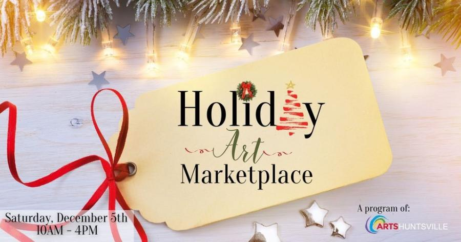 Holiday Art MarketPlace