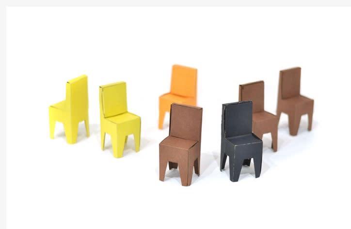 fold a chair