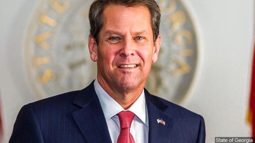 GA Governor Brian Kemp