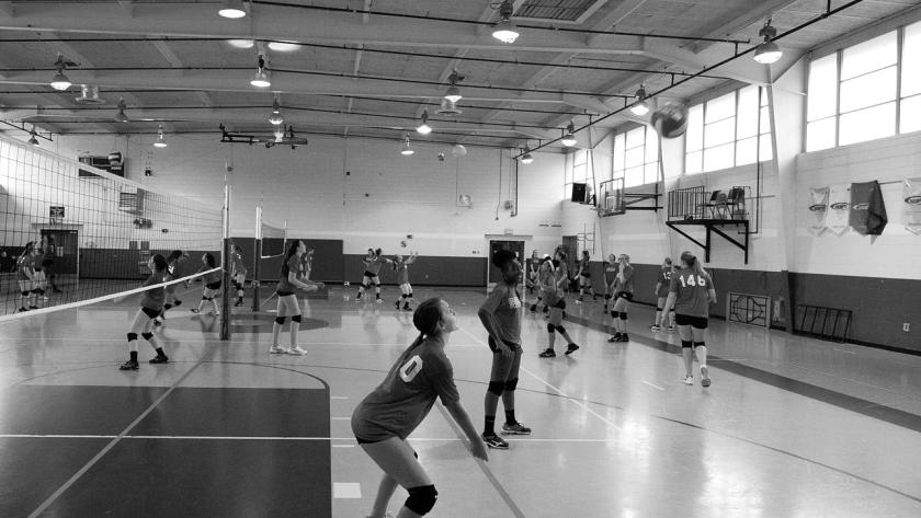 CSRA Heat Volleyball