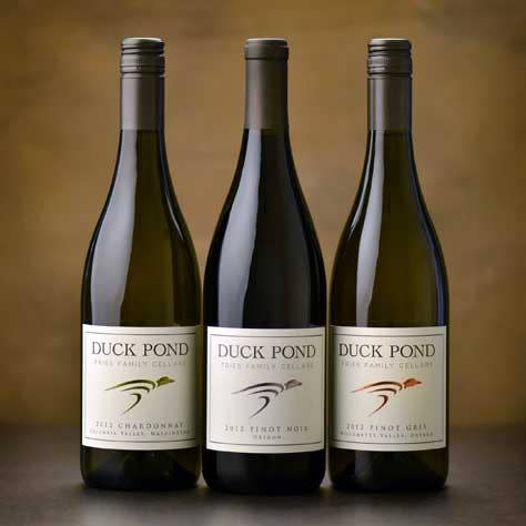 Duck-Pond wines