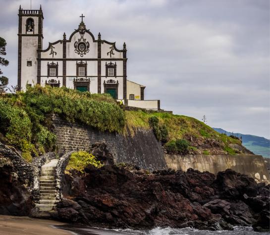 Ponta Delgade, Azores, Portugal