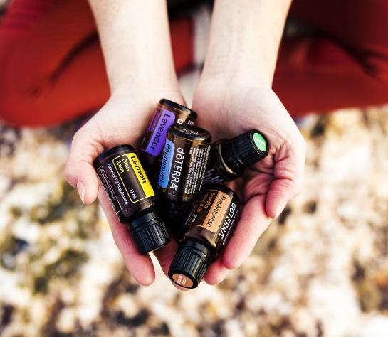 Wellness Week Essential Oils