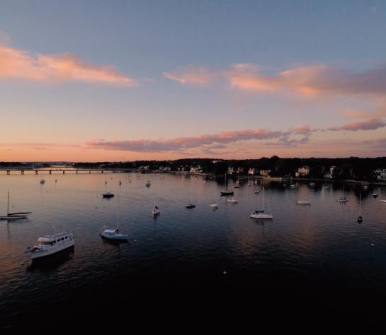 Harbor Shot Drone