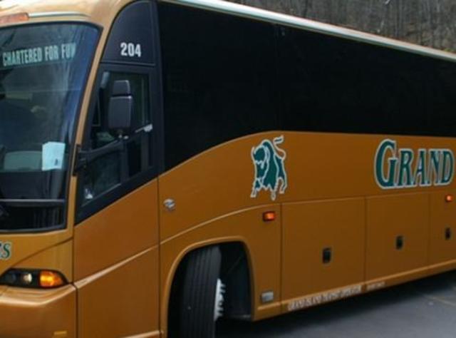 New York Buses | Transportation, Greyhound & Megabus