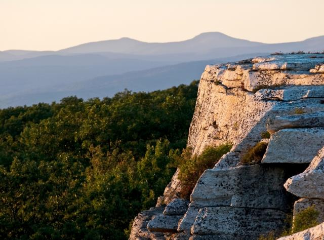Sam's Point Preserve - Catskill Region