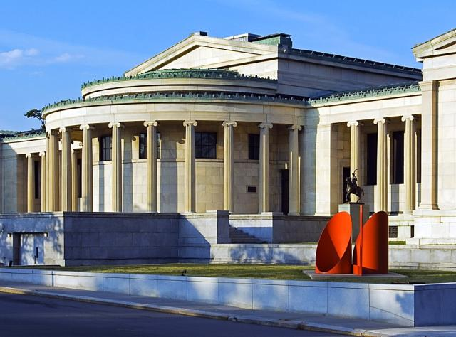 Greater Niagara Albright-Knox Art Gallery