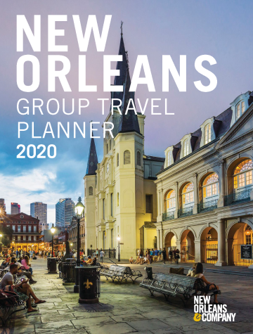 Group Travel Planner Guide Cover