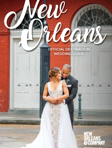 New Orleans Destination Wedding Guide Cover 2020