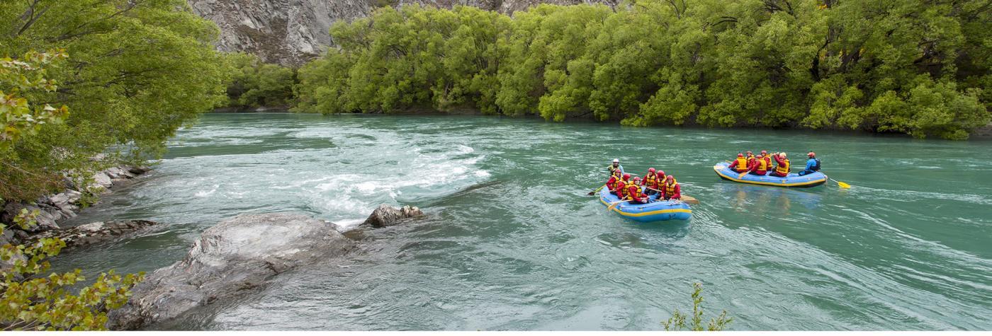 Kawarau Rafting