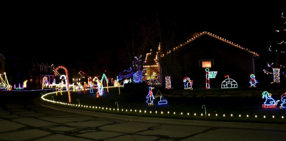 Candy Cane Lane Wichita 2020