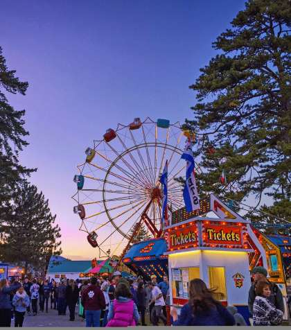Fryeburg Fair Maine