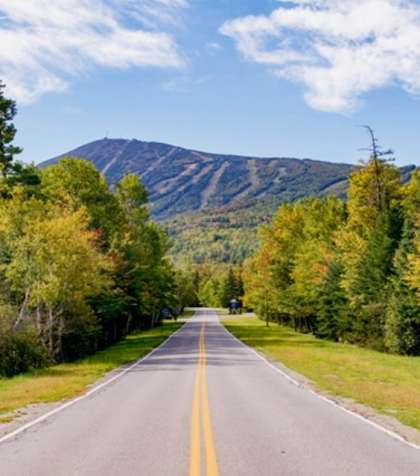 Carrabassett Valley - Header