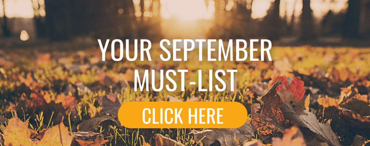 September Must List - Click Here
