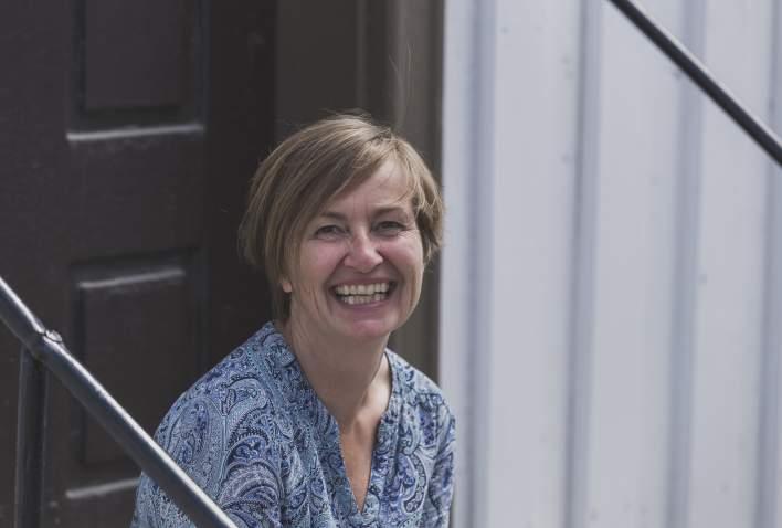Portrait Anita Estensen