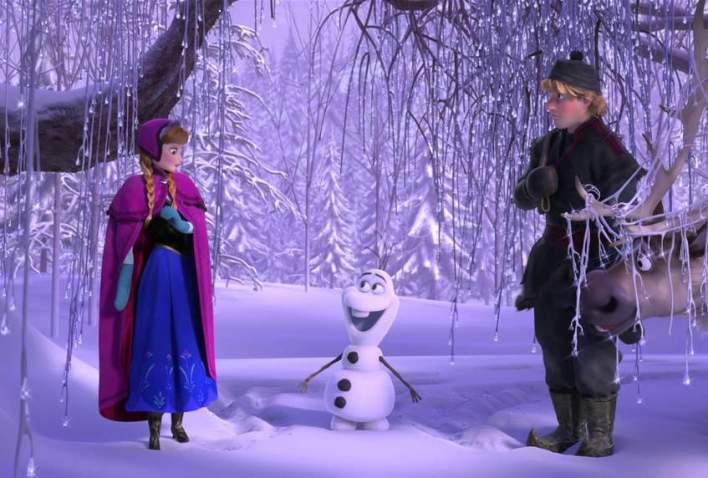 Frost trailer HD