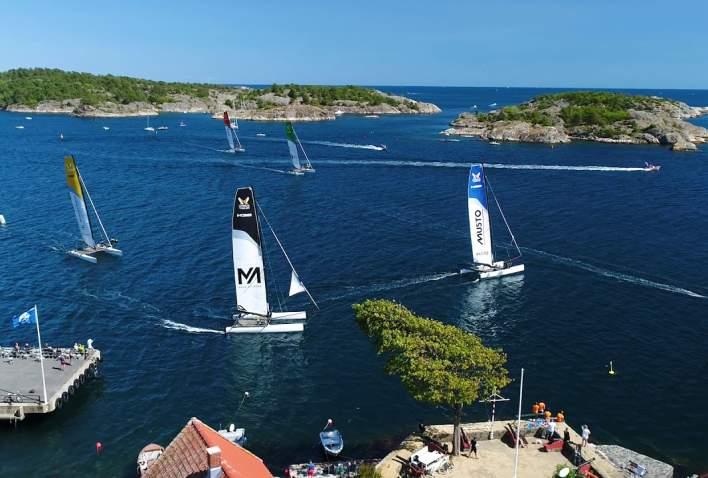 2019 Junior World Championship Sailing Risør