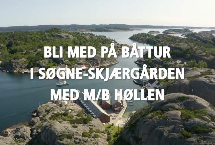 M/B Høllen charter og skjærgårdsturer