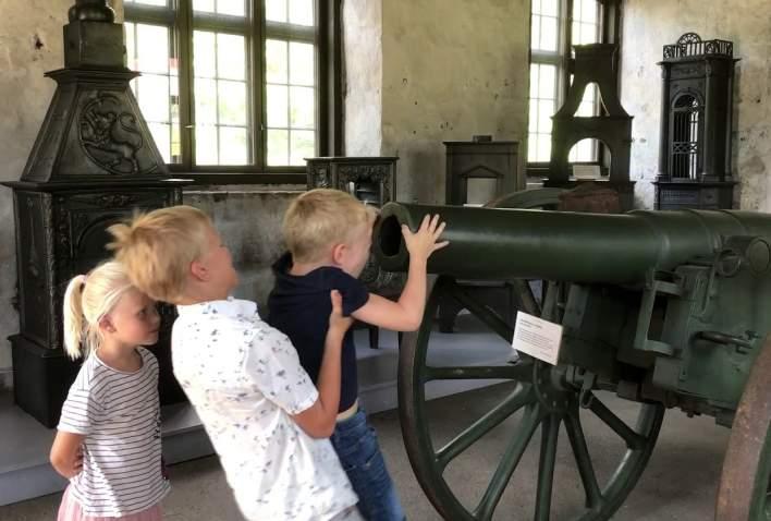 Næs jernverksmuseum i Tvedestrand