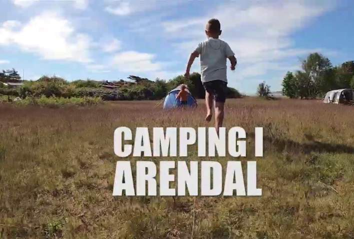 Camping i Arendal