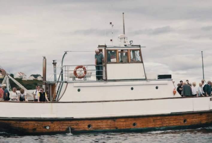Risør Trebåtfestival 2016