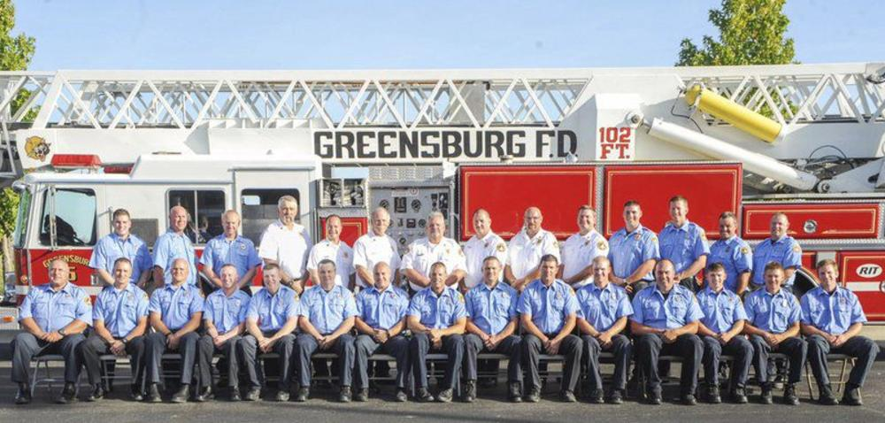Firefighter Group Photo