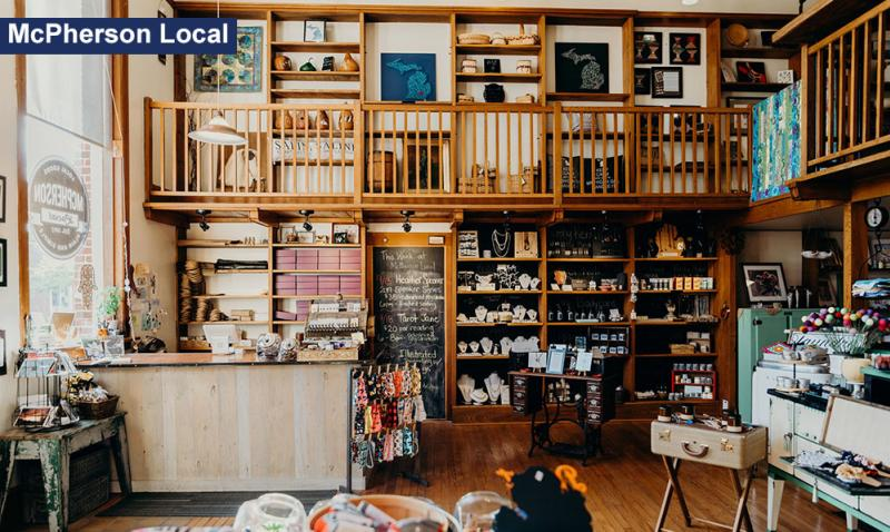 McPherson Local store in Saline